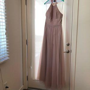 Watters Halter Gown